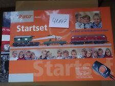 Roco  HO Art  41147 Startpackung mit Lok, Wagen, Zubehör  Neu/OVP