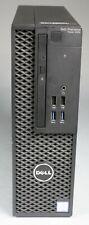Dell Precision 3420 Small Form Factor SFF i7-6700 3.4 GHz 4 Core 16gb 512gb SSD