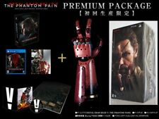 METAL GEAR SOLID V THE PHANTOM PAIN PREMIUM PACKAGE PS4 REGION FREE NEW RARE