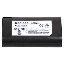 ACCU Batteria per Kodak Easyshare z812 is z712/Klic - 8000