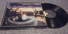 "Santo & Johnny ""The Brilliant Guitar Sounds of Santo & Johnny"" AUDITION COPY LP"
