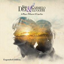 Kiki Dee / Carmelo Luggeri - Place Where I Can Go [New CD] UK - Import