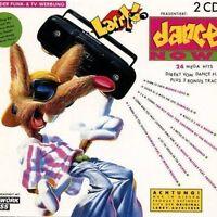 Dance Now 1 (1991) C&C Music Factory, Monie Love, Candyman, Nomad.. [2 CD]