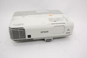 Epson H384A LCD Projector 2700 ANSI Lumens HD HDMI 1280x800 2094 Eco Hours READ
