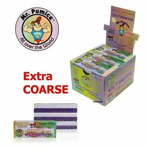 Mr. Pumice Pumi Bar Ultimate Coarse/Medium