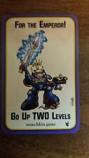 Munchkin Warhammer 40K 40,000 For The Emperor! Promo Card SJ Games Kovalic Art