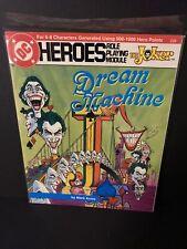 DC HEROES ROLE PLAYING MODULE GAMEBOOKS #228 DREAM MACHINE THE JOKER