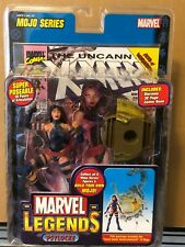 Marvel Legends Mojo Series 14 Psylocke Action Figure