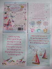 """Hunkydory 24 mixed Toppers from """"Poetry"""" Book 3 see pictures see description"""
