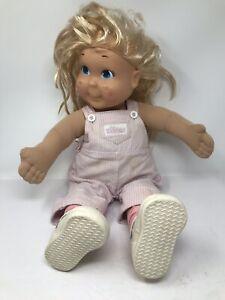 1986 My Buddy Kid Sister Doll By Playskool Vintage Doll