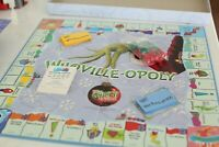 Dr Seuss How The Grinch Stole Christmas Whoville - Opoly Board Game So cute!