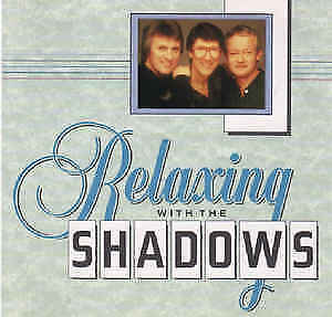 """THE SHADOWS   """" RELAXING WITH THE SHADOWS """"  CD"""