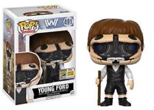 SDCC 2017 Funko Pop! Exclusive Limited Edition West World Young Ford - MIB