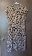 Garnet Hill dress, size medium