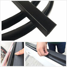 4M Black Autos Front Rear Side Door Windows Edge Sealed Strip Trim Weatherstrip