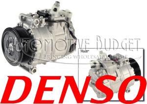 A/C Compressor w/Clutch Dodge Sprinter Freightliner Sprinter 2007-2009 - NEW OEM