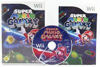 Super Mario Galaxy (inkl. Anleitung) - Jump N Run Abenteuer für Nintendo Wii