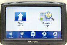 """TomTom Start - 4EF00 - 5"""" GPS Navigation Navigator System Unit Only"""