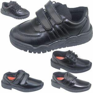 School Shoes Boys Kids Trainers School Shoes For Boys Boys Shoes Black shoes
