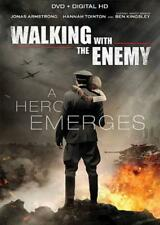 WALKING WITH THE ENEMY USED - VERY GOOD DVD