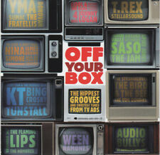 Off Your Box Label:EMI Music Ireland ‎-pop rock from tv ads-2 CD SET