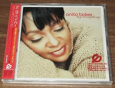 ANITA BAKER Japan PROMO issue CD factory SEALED obi MY EVERYTHING more listed!