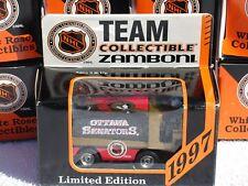 OTTAWA SENTORS ZAMBONI NHL 1997 LIMITED EDITION SEMI DIECAST 1:50 SCALE