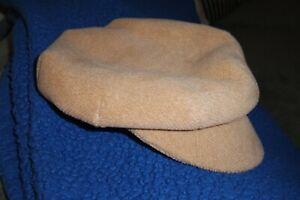 Burberry Pageboy/Newsboy Cap Hat