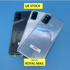 Samsung Galaxy S20 Rear Back Glass Replacement WITH LENS UK