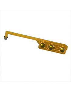 Nintendo Switch Lite Replacement Power On/Off Volume Button Ribbon Flex Cable