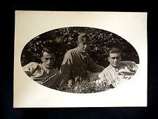 Photo Militaria - Groupe de Soldats de la 2e Guerre Mondiale