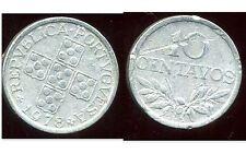 PORTUGAL  10  centavos 1978
