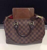 FREE SHIPPING : BASE SHAPER FITS FOR LV SPEEDY 30 in BROWN COLOR