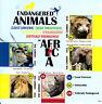 Gambia 2013 MNH Endangered Animals II 5v M/S Wildlife Eland Lion Rhino Lemur