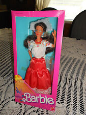 DOLLS OF THE WORLD (MEXICAN) BARBIE 1988 SPECIAL EDITION FOR AGES OVER 3 YRS