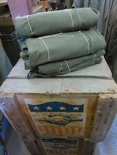1 St. US ARMY Kampftasche Pack Field Cargo M-1945 Willys Jeep Tasche Ausrüstung