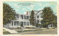 Jacksonville Florida~St Albans Hotel~Corner Church & Cedar Streets~1920s PC