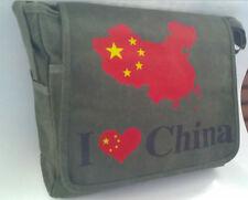 I love China Heavy Duty Cotton / Canvas Shoulder Bag