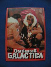 1978 Wonder Bread Battlestar Galactica card #33 of 36 Apollo & Starbuck