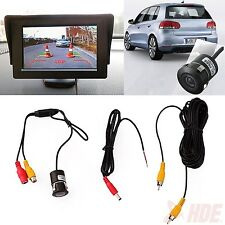 Waterproof Night Vision CMOS Rear View Car Reverse Parking Anti Fog Video Camera