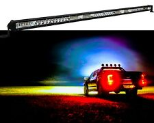 "30"" Slim High Output Osram LED Mini Light Bar Single Row Combo Beam Offroad 12v"