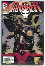 Punisher 3 5th Series Marvel 2000 NM Polybagged Genesis Edition Daredevil