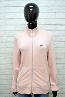 Felpa Rosa Donna NAPAPIJRI ROOTS Taglia XL Sweater Women's Cardigan Maglione