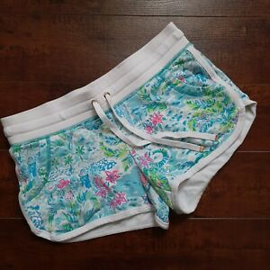 Lilly Pulitzer Chrissy Gym Shorts Size Small