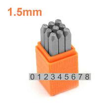 Metal Stamp Set Sans Serif Numbers 1.5mm (SCE11-1.5mm)