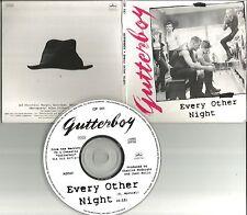 Dito Montiel GUTTERBOY Every Other Night RARE PROMO Radio DJ CD Single 1992 USA