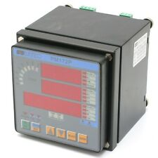 Satec PM172P-N Feeder Monitor for Real-Time Power Measurements
