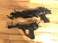 Zombie Ray Gun, Mark1 And 2, 3d printed, Cosplay Raygun Mark 2 Kits