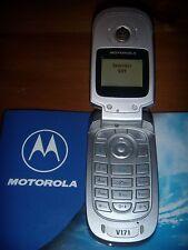 MOTOROLA V171 STARTAC ESEMPLARE PARI AL NUOVO ORIGINALE GSM GIACENZA MAGAZZINO