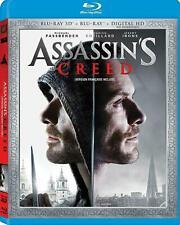 Assassins Creed 3D (Bilingual) - 3D Blu-ray + Blu-ray (2017)